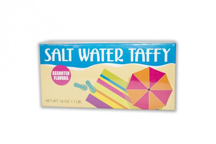 """1 lb A&A® """"Flip Flop"""" Assorted Boxed Taffy"""
