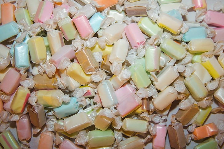 Bulk Sugar Free Salt Water Taffy