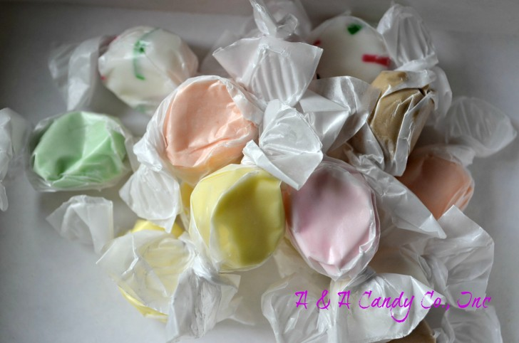 "5 oz ""Tropical Mix"" A&A®  Salt Water Taffy"