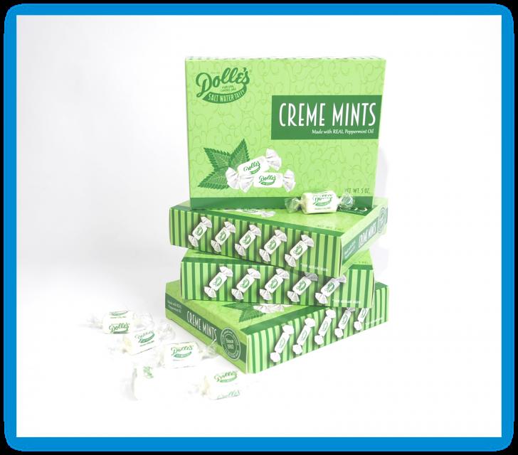 Dolle's®  5 oz Boxed Creme Mints