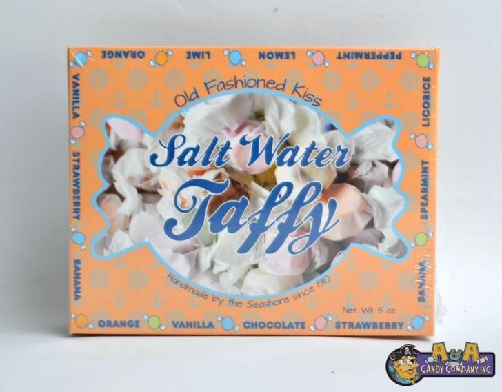 """5 oz """"Old Fashioned"""" Box A&A®  Salt Water Taffy"""