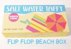 """1 lb A & A Taffy """"Flip Flop"""" Box"""