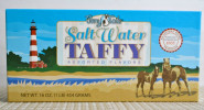 1 lb Pony Tails ® Salt Water Taffy
