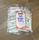 8 ounce bag Salt Water Taffy