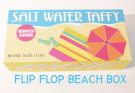 "1 lb A & A Taffy ""Flip Flop"" Box"
