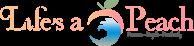 Life's a Peach Logo