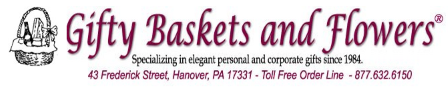 Gifty Baskets and Flowers Logo