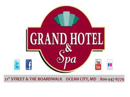The Grand Hotel and Spa Logo