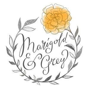 Marigold & Grey Logo