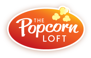 The Popcorn Loft Logo