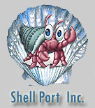 Shell Port Inc. Logo